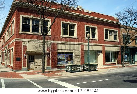 Vacant Storefronts