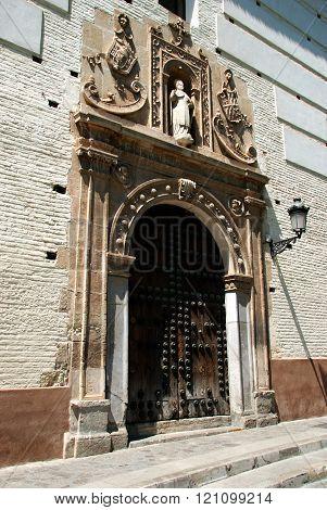 Catalina del Zafro Convent, Granada.