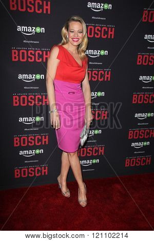 LOS ANGELES - MAR 3:  Jeri Ryan at the Bosch Season 2 Premiere Screening at the Silver Screen Theater at the Pacific Design Center on March 3, 2016 in West Hollywood, CA