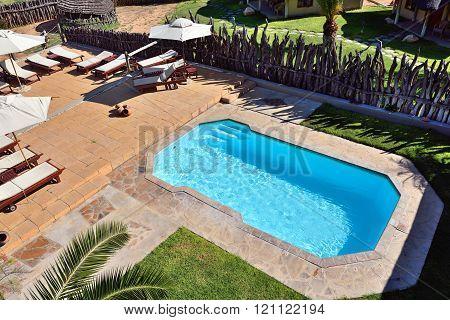 Swimming Pool, Namibia