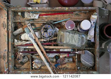 Artist Paint Box