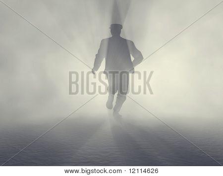 spy man