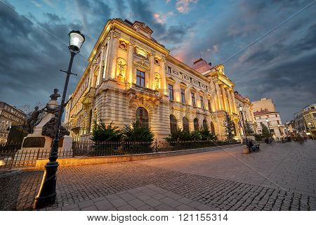 Romanian National Bank