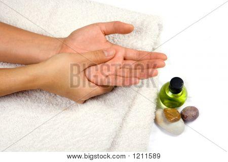 Hand Reflexoloxy Massage