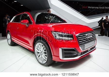 Audi Q2 2.0 Tdi Quattro