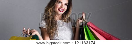 Shopping Is The Best Medicine For Woman
