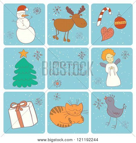 Merry Christmas Happy companions.