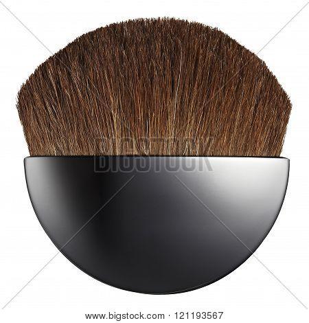 Semi-circular Cosmetics Brush