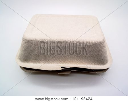 Earth's Natural Alternative Wheat Straw Fiber, Bagasse (sugarcane) Box