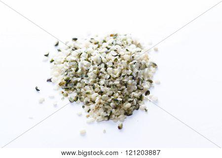 raw organic hemp
