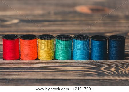black bobbin thread