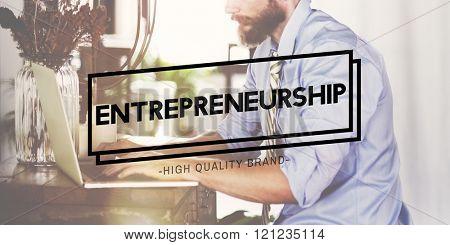 Entrepreneurship Business Person Start Up Concept