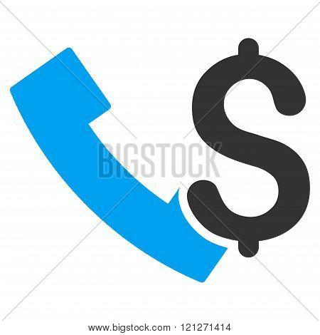 Payphone Flat Vector Icon