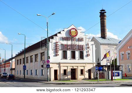 Timisoreana Beer Factory