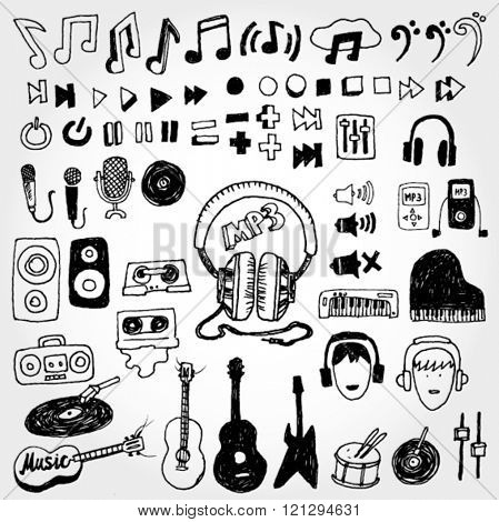 Some Music Doodles