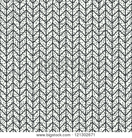 Geometric abstract chevron zigzag stripes pattern. Vintage hipster striped. Wrapping paper. Scrapboo