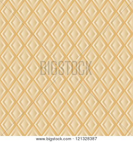 creamy background or pattern seamless - vector illustration