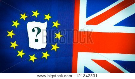The future of the UK in the European Union concept