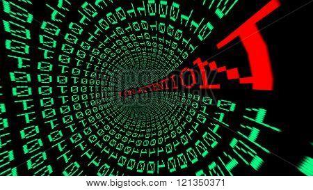 Attention Matrix Data Concept