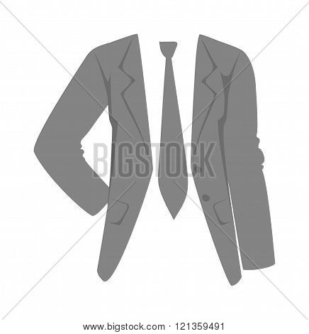Jacket vector illustration