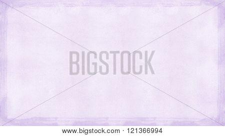Purple Grunge Retro Border Textured Background Powerpoint Widescreen