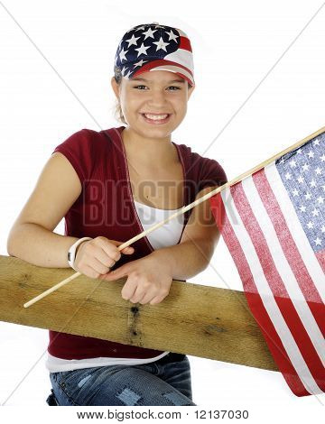 Teen Patriot