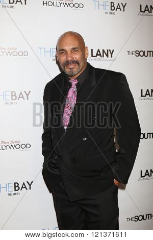 LOS ANGELES - MAR 10:  Real Andrews at the 5th Annual LANY Entertainment Mixer at the Saint Felix on March 10, 2016 in Los Angeles, CA