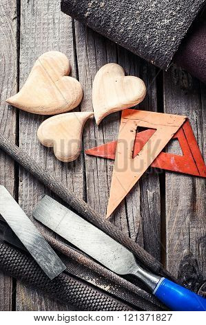Set Woodworking Tool