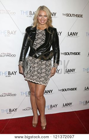 LOS ANGELES - MAR 10:  Angeline-Rose Troy at the 5th Annual LANY Entertainment Mixer at the Saint Felix on March 10, 2016 in Los Angeles, CA