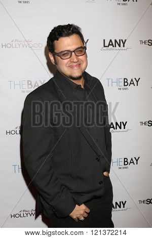 LOS ANGELES - MAR 10:  Gregori J Martin at the 5th Annual LANY Entertainment Mixer at the Saint Felix on March 10, 2016 in Los Angeles, CA