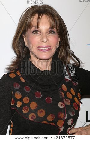 LOS ANGELES - MAR 10:  Kate Linder at the 5th Annual LANY Entertainment Mixer at the Saint Felix on March 10, 2016 in Los Angeles, CA