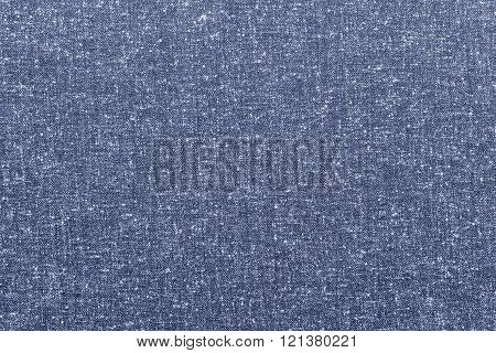 Abstract Speckled Texture Rough Fabric Of Pale Violet Color