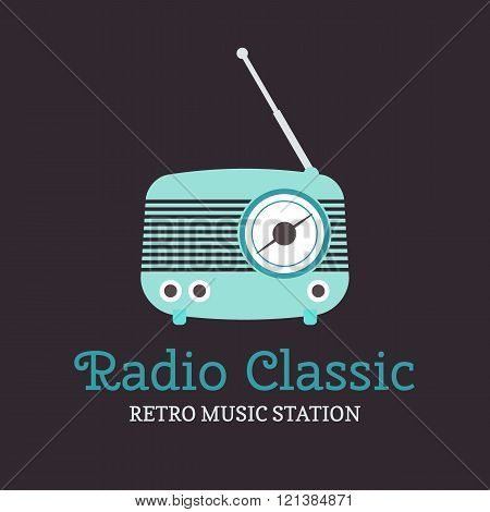 Radio Station Logotype