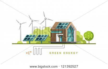 Green Energy Alternative Energy Renewable Energy Ecology