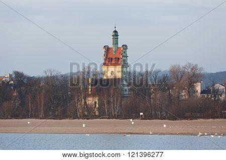 Lutheran Church In Sopot