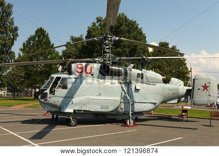 Military helicopter KA-32