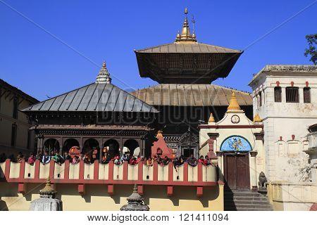 The Pashupatinath Temple