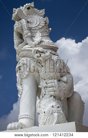 Symbolic Traditional Thai Statue