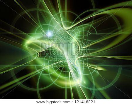 Evolving Light Waves