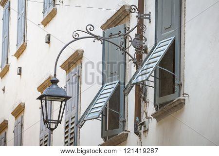 Village of Arco Lago di Garda Trentino Italy