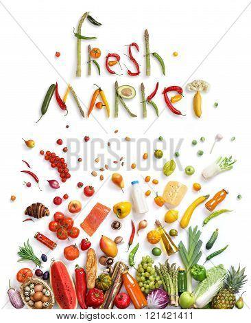 Fresh Market.