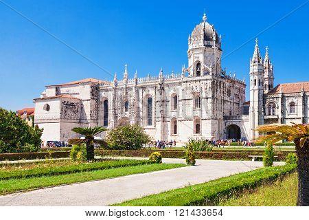 The Jeronimos Monastery