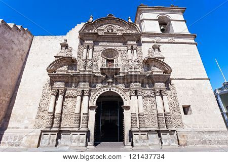 Iglesia De Compania