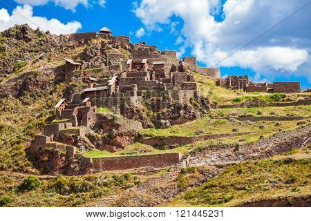 Inca Pisac, Peru