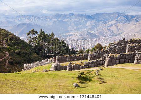 Saksaywaman In Cusco
