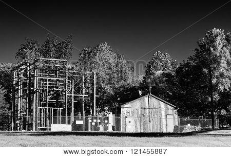 Old substation