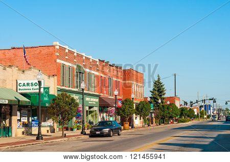Main Street Bedford