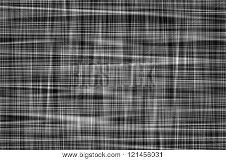 Ambient in grayscale, Crisscrossed background abstract pattern