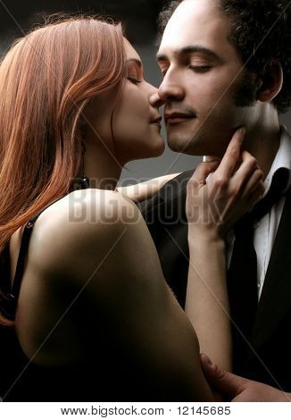 A couple in effusion