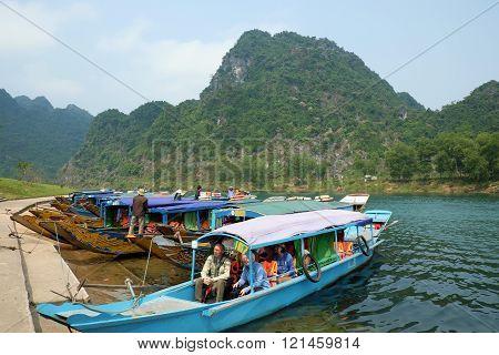 Phong Nha, Ke Bang Cave, Vietnam Travel